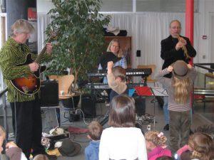 Dørge Becker Carslen - Children concert