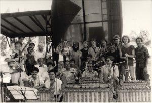 New Jungle Orchestra,  Jakarta  Jazz Festival, 1992