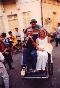 Døreg Becker Carlen in Hanoi